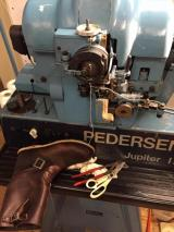 Pedersen Jupiter II. Our outsolestitcher, the same type as in the Red Wing plant.